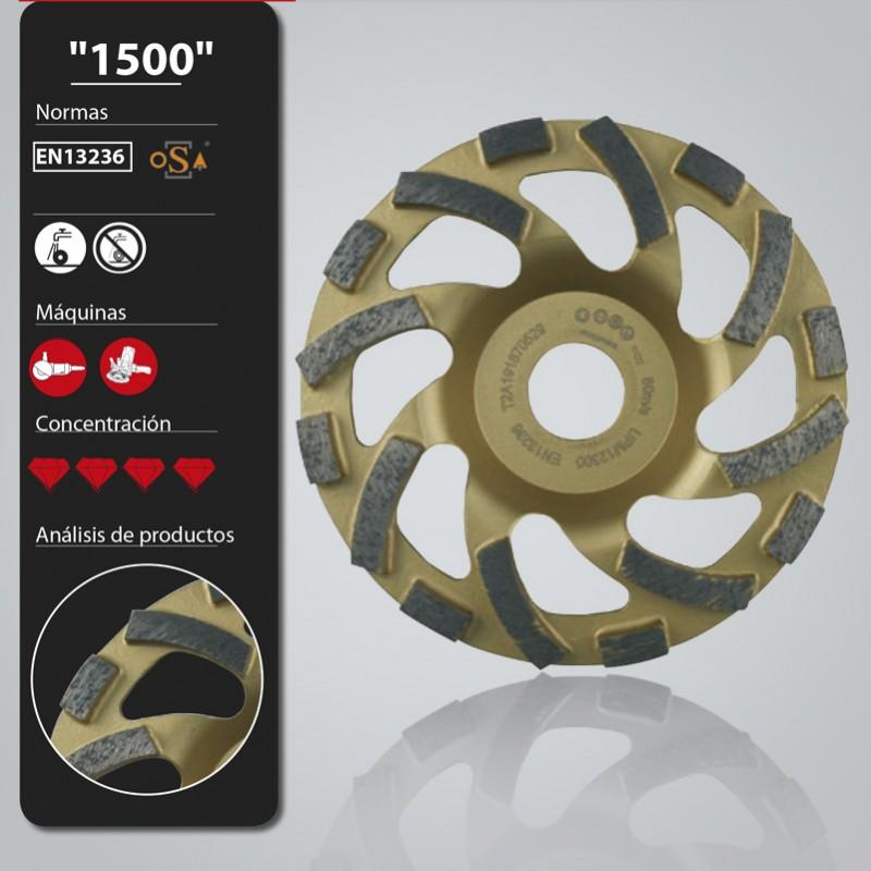 disque diamant 300 mm